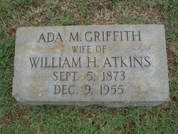 Ada M. <i>Griffith</i> Atkins