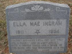 Ella Mae Ingram