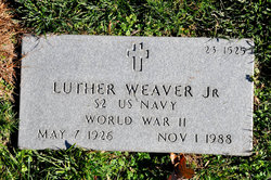 Luther Weaver, Jr