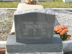 Thelma <i>Guidry</i> Becnel