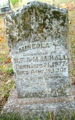 Mineola T. Hall