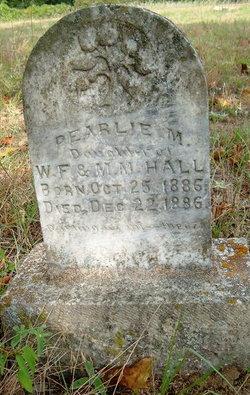 Pearlie M. Hall