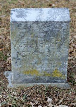 Andrew Jackson Whaley
