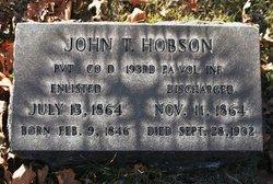 John T. Hobson