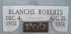 Blanch Roberts