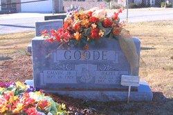 Calvin Bud Goode, Jr
