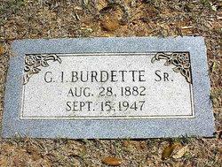 George Isaac Burdette, Sr