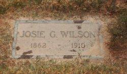 Josephine Grant Josie <i>Prescott</i> Wilson