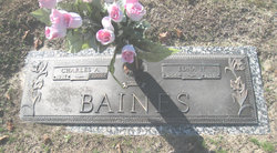 Edna <i>Hargrave</i> Baines