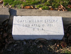 Capt William English