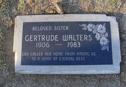 Gertrude Walters