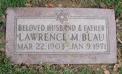 Lawrence M Blau