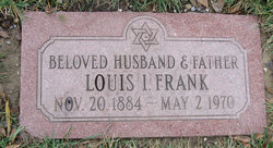 Louis Isadore Frank