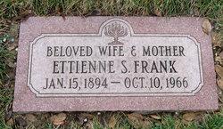 Ettienne A <i>Shapiro</i> Frank