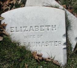 Elizabeth <i>Fuhfing</i> Baumeister