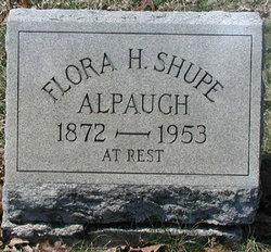 Flora <i>Shupe</i> Alpaugh