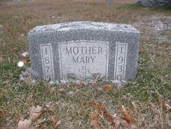 Mary <i>Zettel</i> Goetz