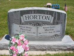 Percival Babe <i>Adams</i> Horton