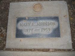 Mary Elizabeth <i>Darneille</i> Johnson