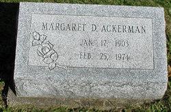 Margaret D. Ackerman