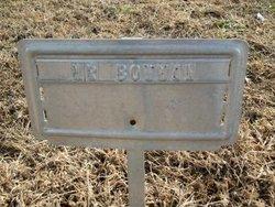 Male Bowman