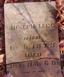Joseph Legg