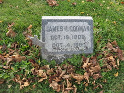 Col James Harper Godman