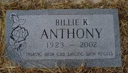 Billie K. Anthony