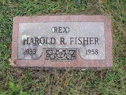 Harold Rex Fisher