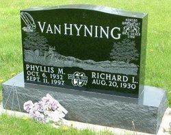 Phyllis Marian <i>Powars</i> VanHyning