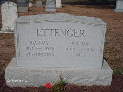 Ida May <i>Worthington</i> Ettenger