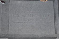 George Mallinson Hepworth