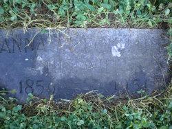 Anna Mary <i>Eckhart</i> Appenzellar