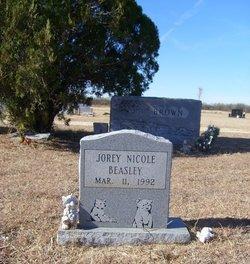 Jorey Nicole Beasley