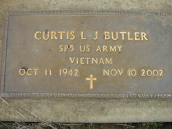 Curtis Laverne Joseph Butler