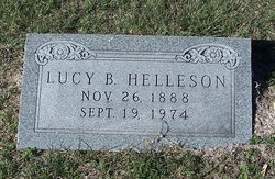 Lucy Isabell <i>Fields</i> Helleson