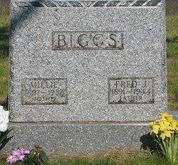 Fred Josiah Biggs, Sr