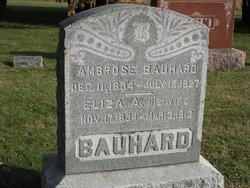 Ambrose Bauhard