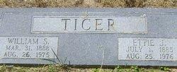 William S Ticer