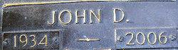John Dathey Baxter