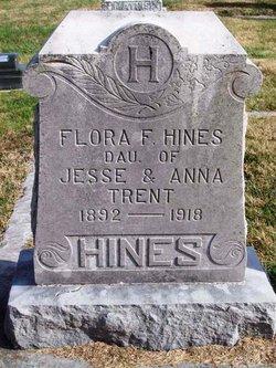 Florence Flora <i>Trent</i> Hines