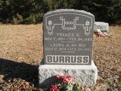 Francis William Frank Burruss