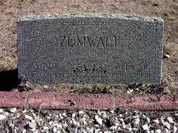 Elizabeth Nettie <i>Boren</i> Zumwalt