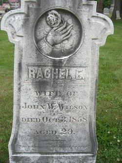 Rachel E. Wilson