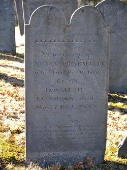 Benjamin Barrett