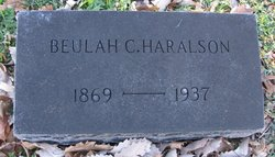 Beulah Forrest <i>Cotton</i> Haralson