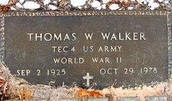 Thomas W. Walker