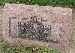 Edward Robert Priest