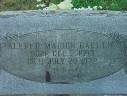 Alfred Marion Ballew