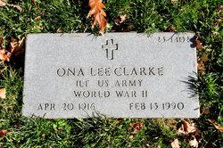 Ona Lee Clarke